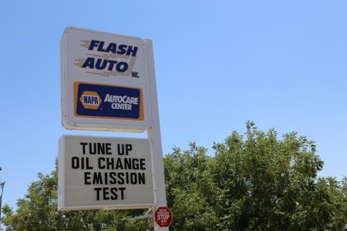 Flash Automotive Albuquerque auto repair tune up oil change emissions test